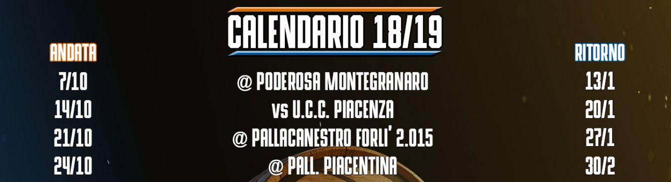 Calendario Serie A2 Basket.Svelato Il Calendario Della Stagione 2018 19 Lega