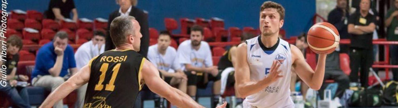Giulio Casale è di nuovo un giocatore dell'Eurobasket