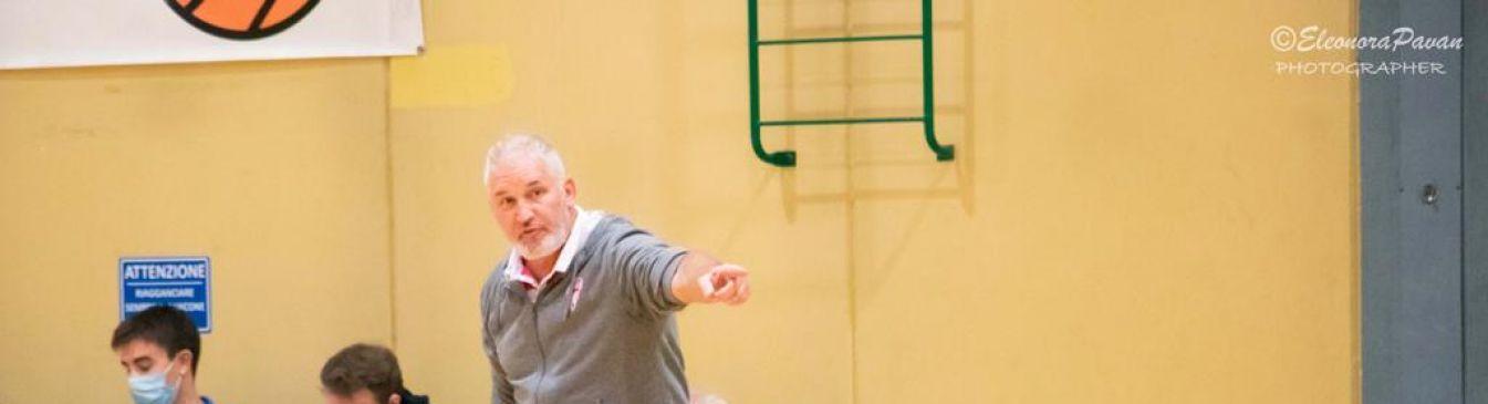 Coach Giuliano Calgaro