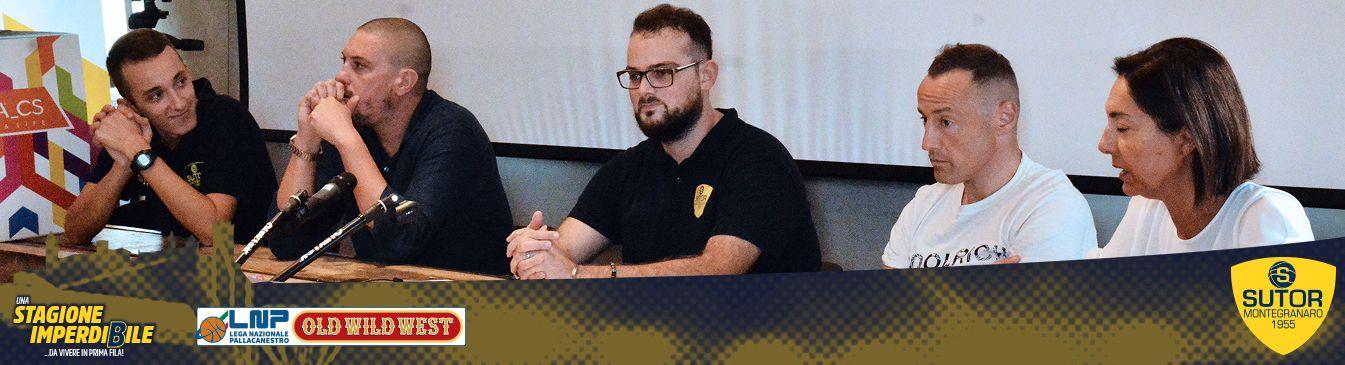 Sutor conferenza stampa