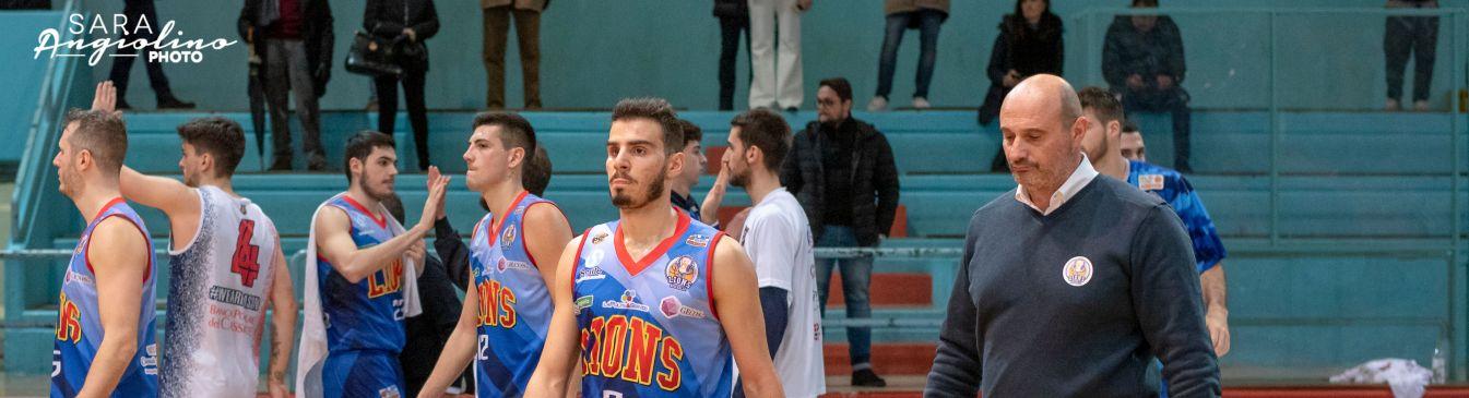 Lions Basket Bisceglie (ph Sara Angiolino)