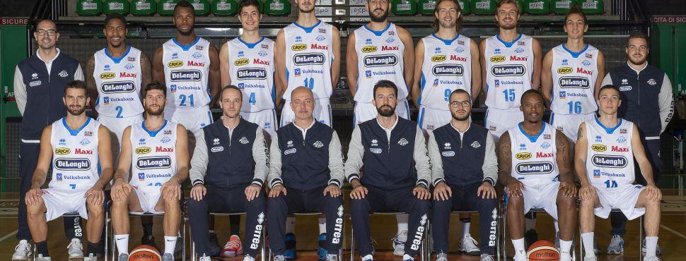 Treviso Basket Calendario.De Longhi Treviso Lega Nazionale Pallacanestro
